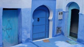 Марокканське місто
