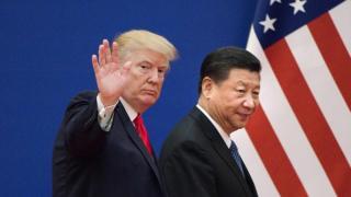 Трамп і Сі Цзіньпін