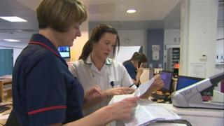 Wrexham Maelor saw nearly 5,450 patients in May