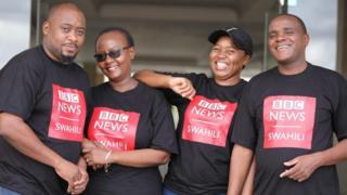 Waandishi wa BBC