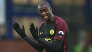 Le contrat de Yaya Touré avec Manchester City prend fin cette année.