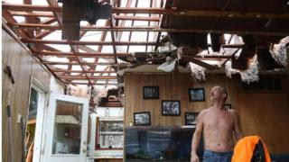Harvey Kasırgası