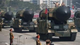 """هددت كوريا الشمالية بأن تجعل الولايات المتحدة """"تدفع الثمن عن جريمتها...آلاف المرات"""