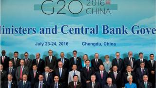 G20 finance officials