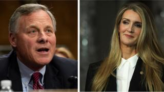 Richard Burr and Kelly Loeffler