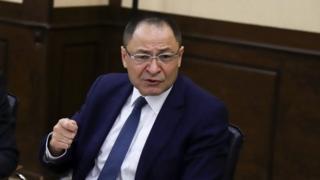 Савдо Саноат Палатаси раиси Адҳам Икромов