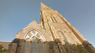 St Mary's Cathedral in Glasgow