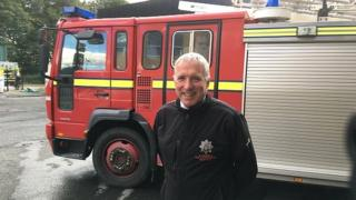 CFRS Watch Manager Willy Watson