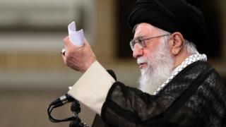 Supreme Leader Ali Khamenei - 23 May