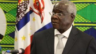 Décès du chef de l'opposition mozambicaine