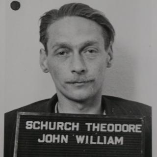 Private Theodore Schurch