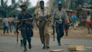 42527924 - Liberia: Prezida yatowe George Weah asaba ababa hanze gutahuka