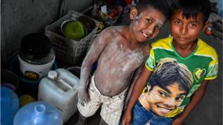 वेनेजुएला जल संकट