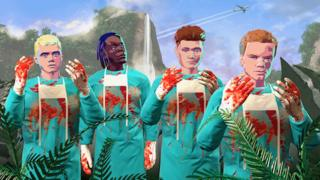 Black Midi: 'We'd rather be terrible than middle-of-the-road'