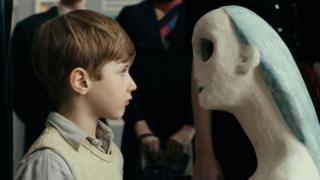 Film still from Never Look Away