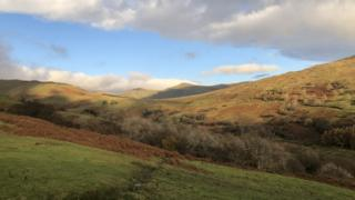 environment View from half way down Kirkstone Pass