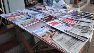 Myanmar, media