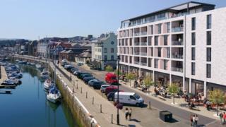 Quayside North Development