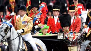 Trooping The Colour - 2016