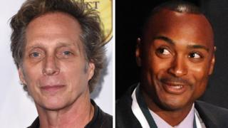 William Fichtner and Antron Brown
