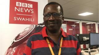 Mhariri wa BBC Idhaa ya Kiswahili anasema IJumaa ni siku ambayo hujisikia mwepesi