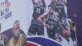 NBA上海賽