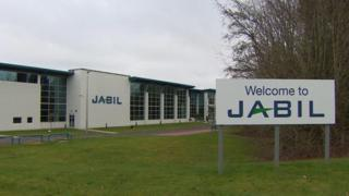 Jabil Electronics, Livingston