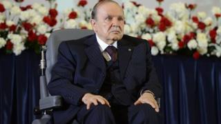 Changements dans l'armée en Algérie