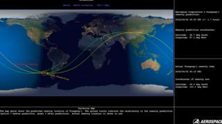 Aerospace görüntüsü