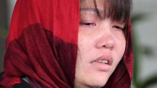 دوان تی هونگ و سیتی آسیه که شهروند اندونزی است متهم بودند که در قتل برادر رهبر کره شمالی دست داشته اند