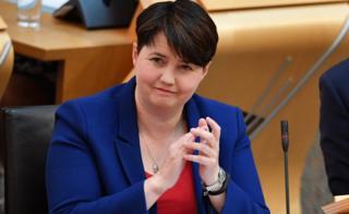 Ruth Davidson to chair ITV mental health advisory group