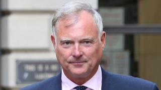 Ex-Blue Peter host John Leslie denies sexual assault