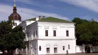 Староакадемічний корпус Могилянки