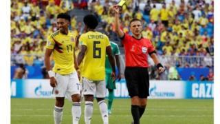 awon agbaboolu Colombia ati refiiri