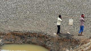 انڈیا میں پانی کی قلعت
