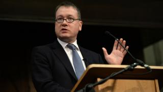 John Larkin QC, Northern Ireland's attorney general
