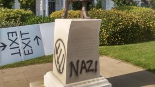 Nancy Astor statue