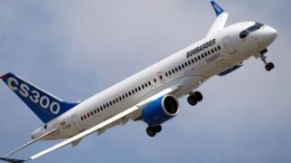The A220 was formerly known as the Bombardier C Series before Airbus acquired a majority stake in the project