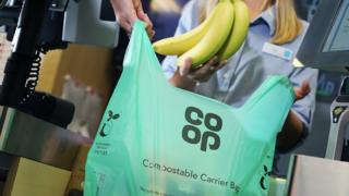 Co-op compostable bags