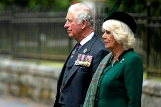 in_pictures The Duke and Duchess of Rothesay