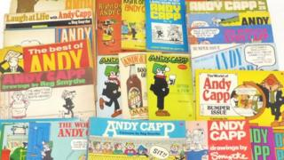Andy Capp lot