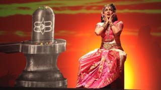 Индийское телешоу
