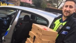 PCSO delivering laptops