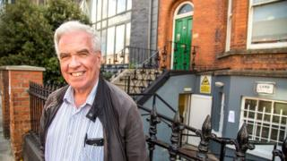 Fr Peter McVerry ran a drop-in centre for the homeless in Dublin's Sherrard Street for decades