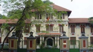 Tòa nhà Bộ Tư pháp Việt Nam