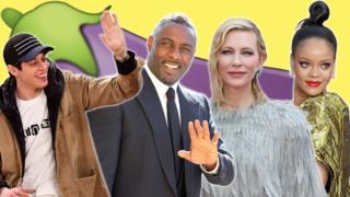 Pete Davidson, Idris Elba, Rihanna and Cat Blanchett