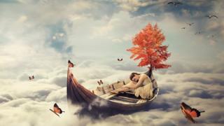 Хорошо, что мы неотчетливо помним каждый свой сон - иначе мы путали бы сны с реальностью
