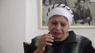 ليا أهاروني الإسرائيلية أن ابنتها اختطفت منها