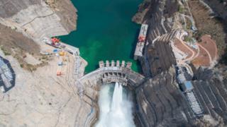 environment dam