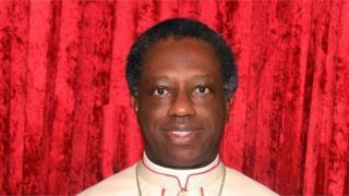 Archbishop Jude Thaddeus Okolo